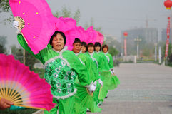 Folk dance Stock Photography