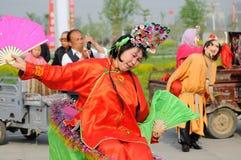 Folk dance Royalty Free Stock Images