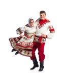 Folk dance Royalty Free Stock Photos