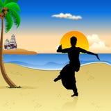 Folk dance,india Royalty Free Stock Images