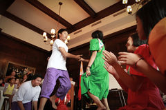 Folk Dance Musical performance Royalty Free Stock Photography