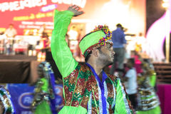 Folk Dance Navratri Royalty Free Stock Photos