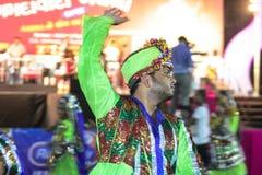Folk Dance Navratri Royalty Free Stock Photos