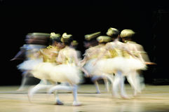 Folk dance performance royalty free stock images