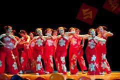 Folk Dance: small hot pepper Stock Image