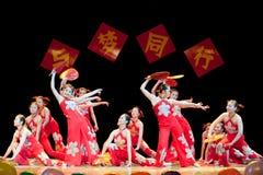 Folk Dance: small hot pepper Stock Images