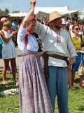 Folk dances Royalty Free Stock Photos