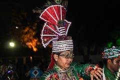 Folk dress Navratri Royalty Free Stock Photo
