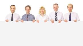 folk för holding för affärsgrupp royaltyfri foto