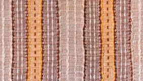 Folk fabric Stock Photography