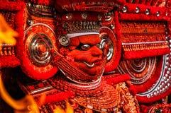 Folk figures in Kerala Stock Photography