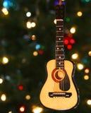 A Folk Guitar Ornament Stock Image