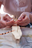 Folk handicraft Stock Photos