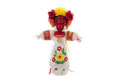 Folk handmade doll Royalty Free Stock Photo