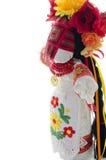Folk handmade doll Royalty Free Stock Photo
