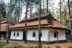 Folk house Stock Image