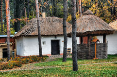 Folk house Stock Photo