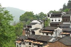 Huizhou folk houses Stock Photography