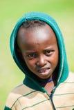 Folk i AKSUM, ETIOPIEN Royaltyfria Foton