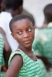 Folk i GHANA Arkivfoton