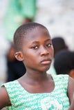 Folk i GHANA Arkivfoto