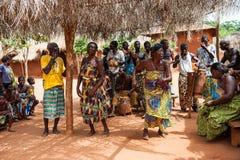 Folk i Kara, TOGO Fotografering för Bildbyråer