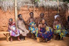 Folk i Kara, TOGO Arkivbild