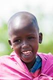 Folk i Kenya Royaltyfria Bilder