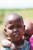 Folk i Kenya Arkivbilder