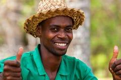 Folk i Kenya, svarta människor, liven av folk i Afrika royaltyfria foton