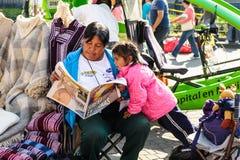 Folk i MEXICO - STAD Royaltyfria Bilder