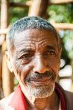 Folk i OMO, ETIOPIEN Royaltyfri Foto
