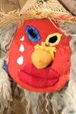 Folk mask Royalty Free Stock Photos