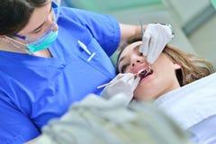 Folk-, medicin-, stomatology- och hälsovårdbegrepp Royaltyfri Bild