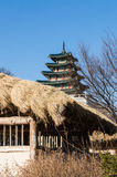 Folk Museum of Korea Royalty Free Stock Image