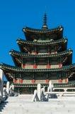 Folk Museum of Korea Royalty Free Stock Photography