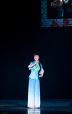 Folk Opera: Acacia. In May 7, 2010, a reflection of Jiangxi original ecological humanities landscape of large style song and dance the wind in Jiangxi Art Royalty Free Stock Images