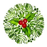 Folk ornament Stock Images