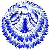 Folk ornament Stock Image
