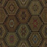 Folk ornamental seamless pattern. Geometric ethnic wallpaper, colorful backdrop. Abstract geometric pattern. Folk ornamental seamless pattern. Geometric ethnic Royalty Free Stock Images