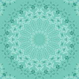 Folk ornamental textile pattern Stock Images
