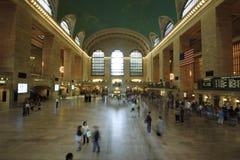 Storslagen centralstation Royaltyfri Foto