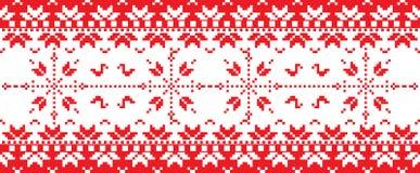 Folk pattern Royalty Free Stock Image