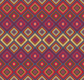 Folk pattern Royalty Free Stock Image