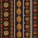 Folk pattern Stock Photography