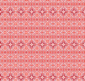 Folk pattern  pacific Stock Image
