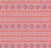 Folk pattern  pacific Stock Image