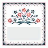 Folk pattern Royalty Free Stock Photo