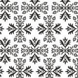 Folk pattern Stock Image