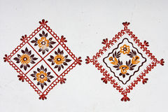 Folk patterns Stock Photos